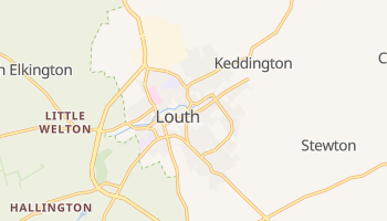 Louth online map