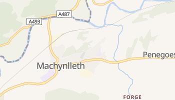 Machynlleth online map