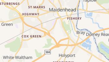 Maidenhead online map