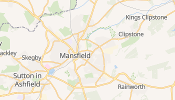 Mansfield online map