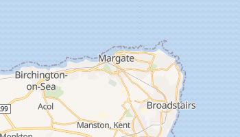 Margate online map