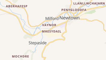 Milford online map