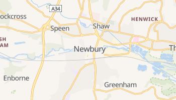 Newbury online map