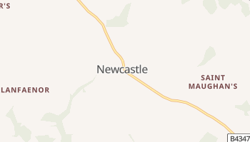 Newcastle online map