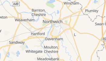 Northwich online map