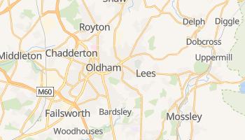 Oldham online map