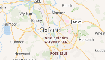 Oxford online map