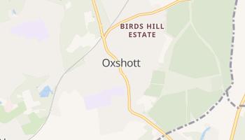 Oxshott online map