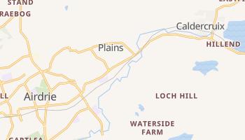 Plains online map