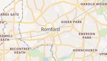 Romford online map