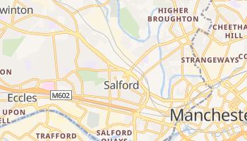 Salford online map