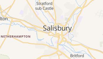 Salisbury online map