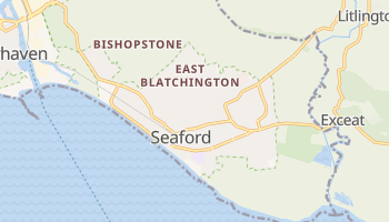 Seaford online map