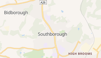 Southborough online map