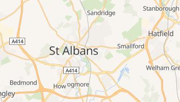 St Albans online map