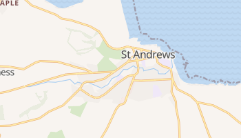 St Andrews online map