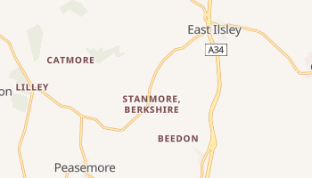 Stanmore online map