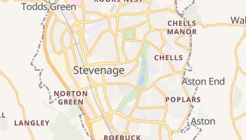 Stevenage online map