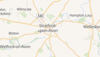 Stratford-Upon-Avon online map