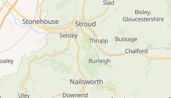 Stroud online map