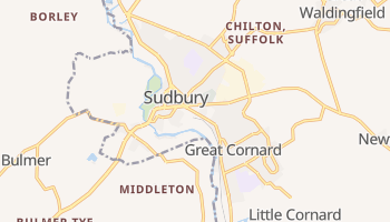 Sudbury online map
