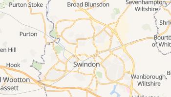 Swindon online map