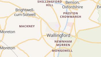Wallingford online map