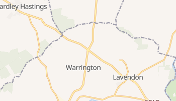 Warrington online map