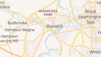 Warwick online map