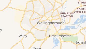 Wellingborough online map