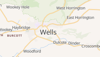 Wells online map