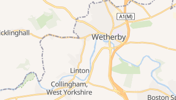 Wetherby online map