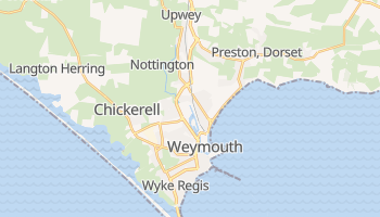 Weymouth online map