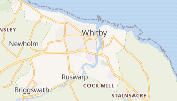Whitby online map