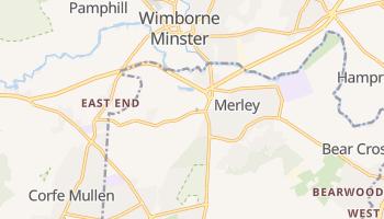 Wimborne Minster online map