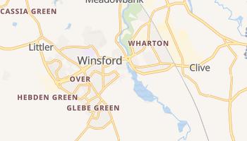 Winsford online map