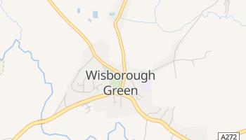 Wisborough Green online map