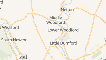 Woodford online map