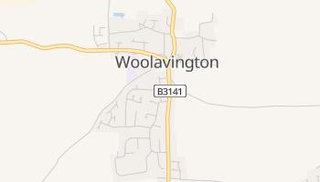 Woolavington online map