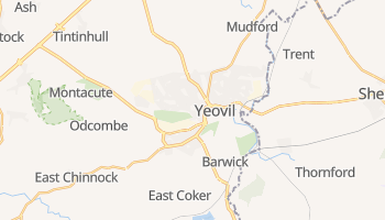 Yeovil online map