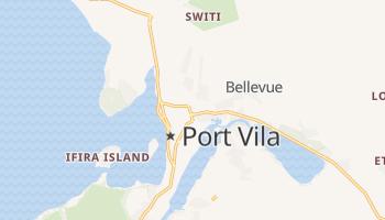 Port Vila online map