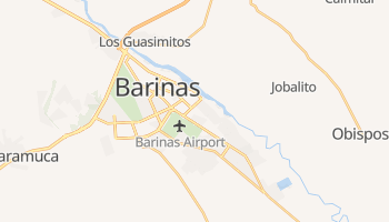 Barinas online map