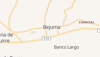 Bejuma online map
