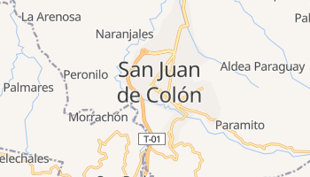 Colon online map