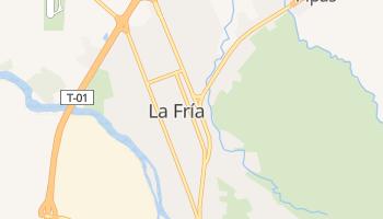La Fria online map