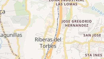Lagunillas online map
