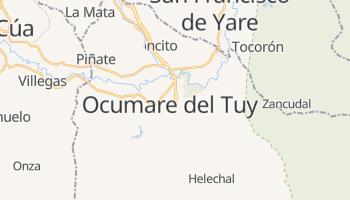 Ocumare Del Tuy online map
