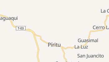 Piritu online map