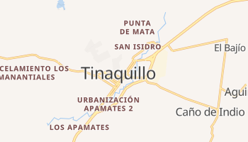 Tinaquillo online map