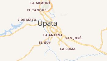 Upata online map